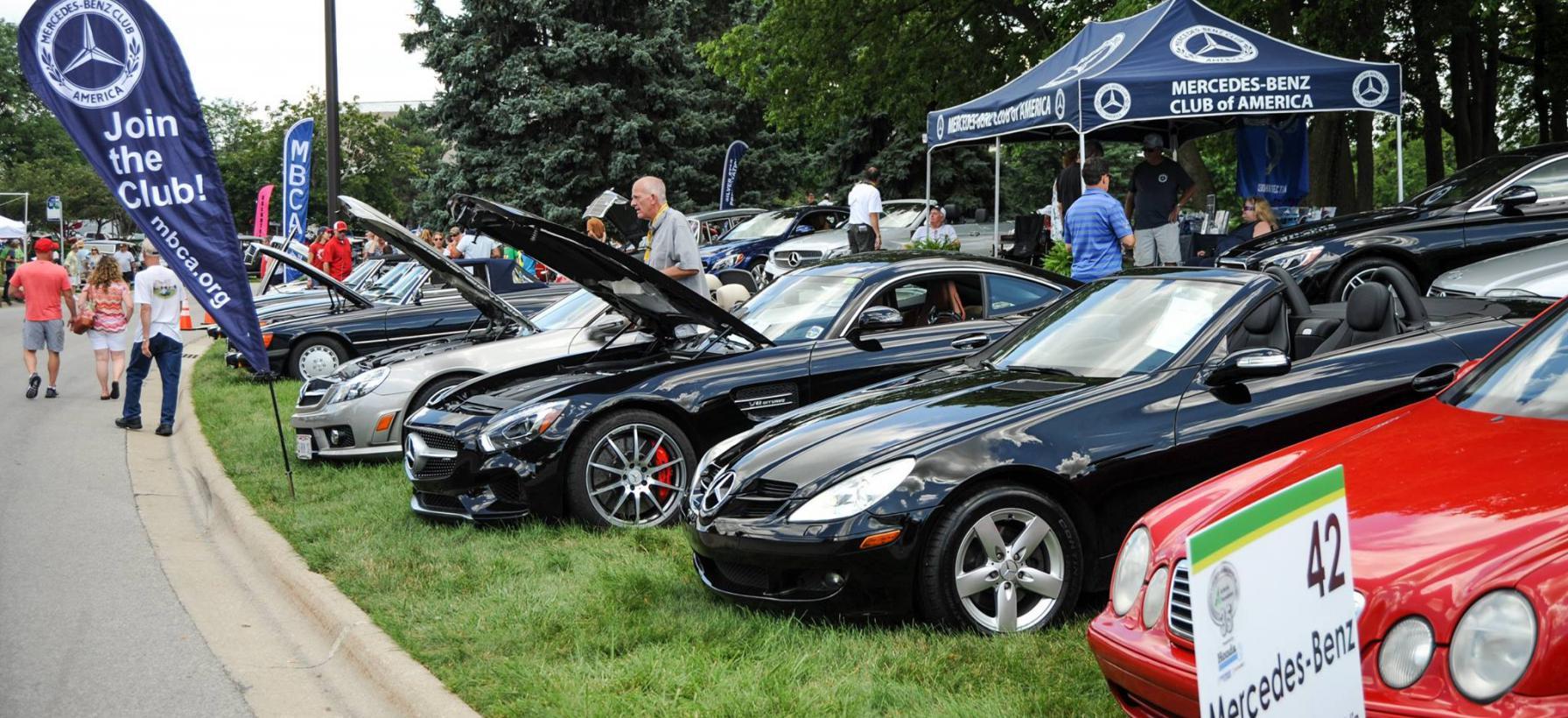 Mercedes Benz Club Of America